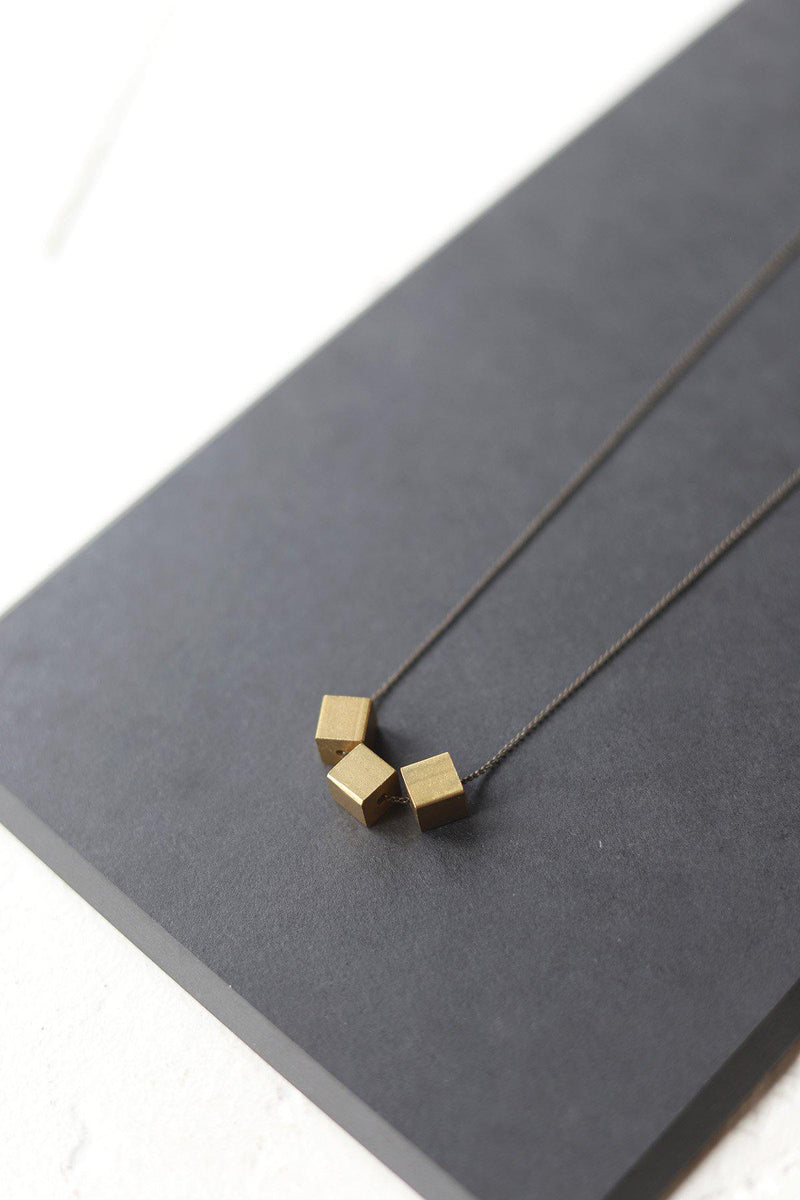 Cubist Necklace by Larissa Loden