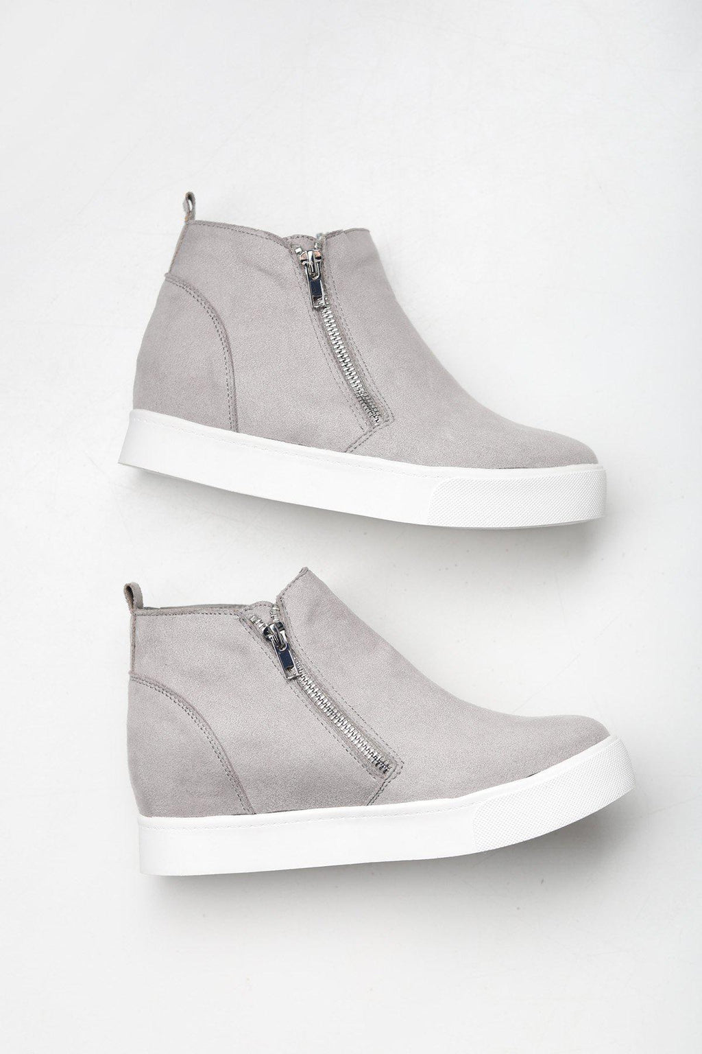 Taylor Shoe - Gray
