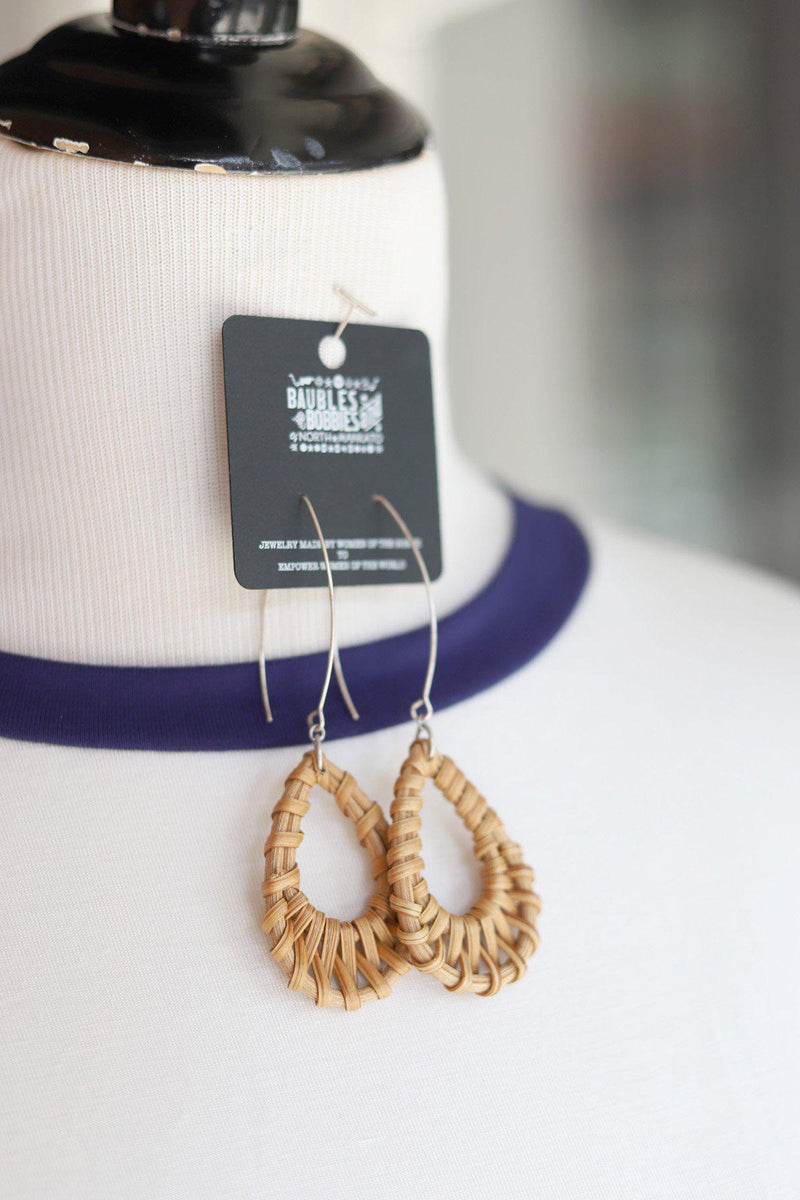 Terra Skye Earrings - Gallery 512 Boutique