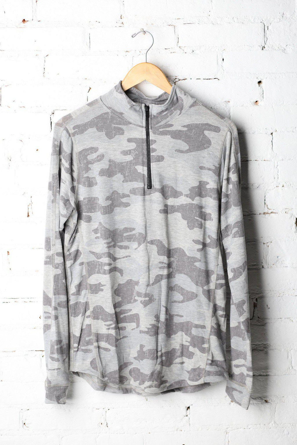 Heather Camo Print Henly