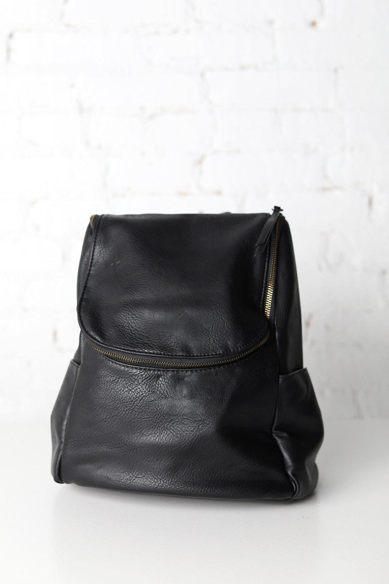 Black Kerri Backpack