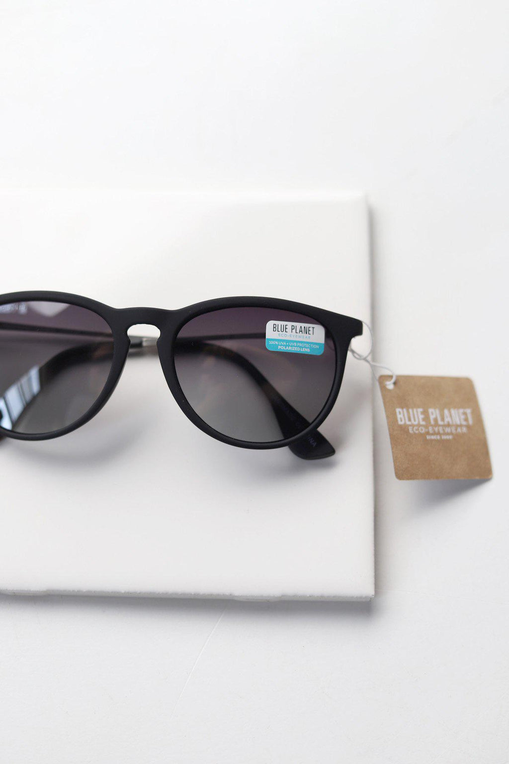 Kelsea Polarized Sunglasses / Matte Onyx - Gallery 512 Boutique
