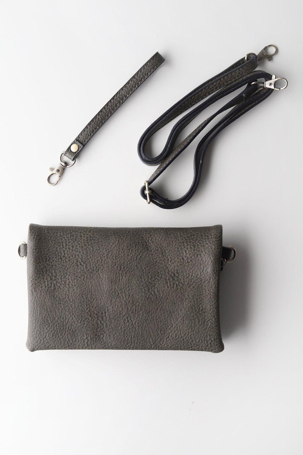 Crossbody Clutch / Olive - Gallery 512 Boutique