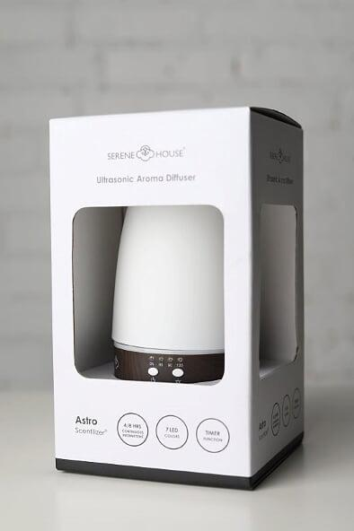 Astro (Dark Wood) Aromatherapy Diffuser - Gallery 512 Boutique
