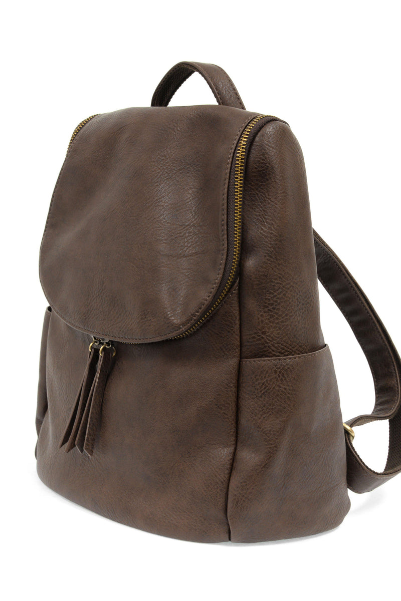 Chocolate Kerri Backpack - Gallery 512 Boutique