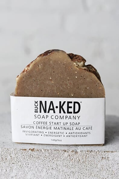Coffee Start Up Soap (Buck Naked Soap Company) - Gallery 512 Boutique