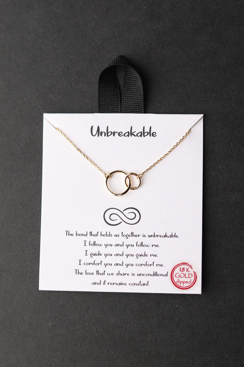 Unbreakable Necklace - Gold