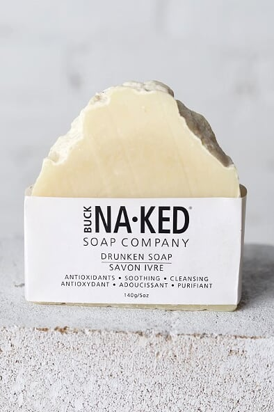 Drunken Soap (Buck Naked Soap Company) - Gallery 512 Boutique