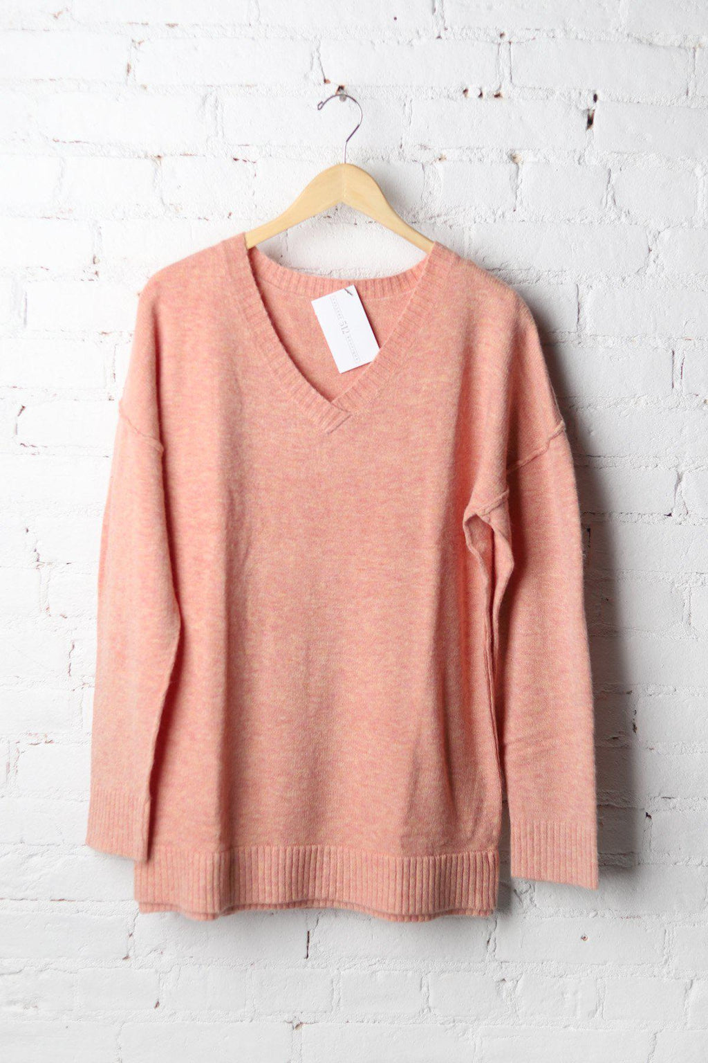 Fallon V-Neck Sweater