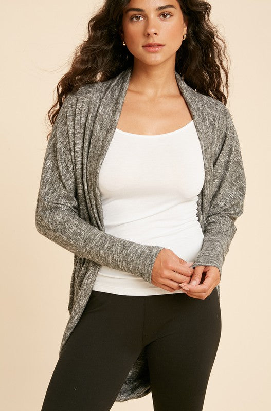 Noa Shawl Collar Cardigan