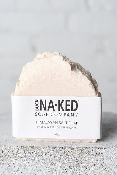 Himalayan Salt Soap (Buck Naked Soap Company) - Gallery 512 Boutique
