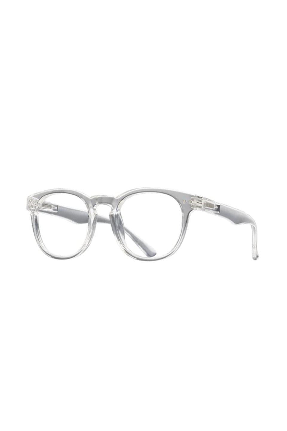 Indie Clear / Unisex Blue Light Glasses - Gallery 512 Boutique