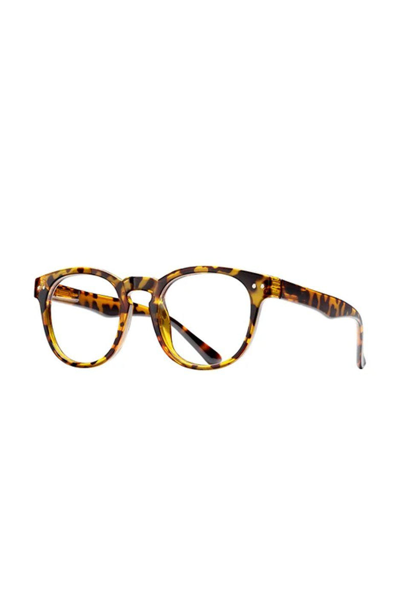 Indie Honey Tortoise / Unisex Blue Light Glasses - Gallery 512 Boutique