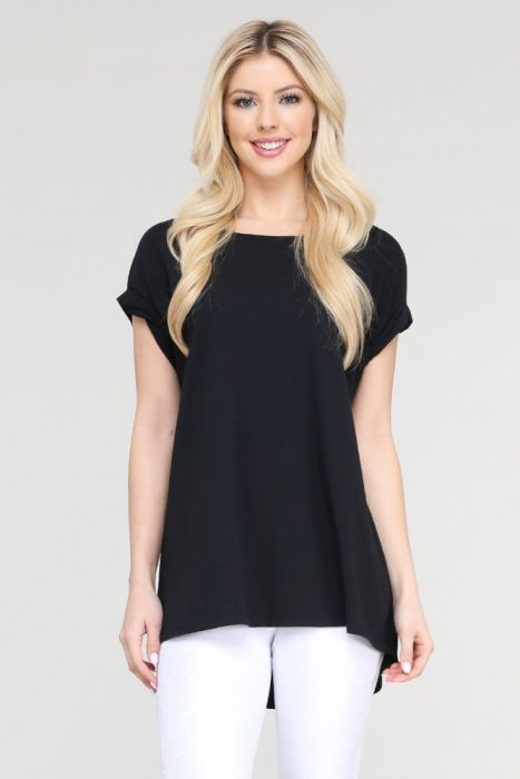 Marni Cap Sleeve Flow Top