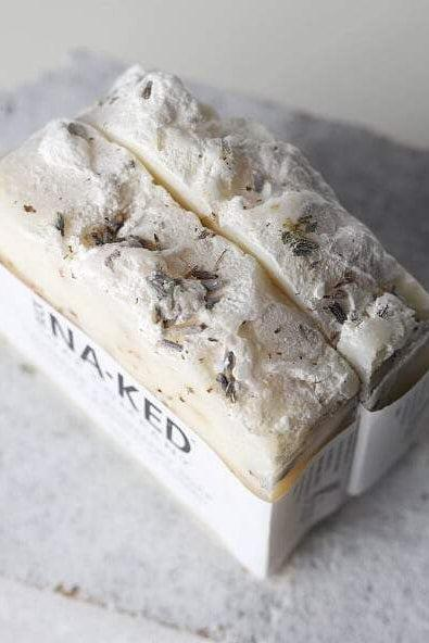 Lavender + Rosemary Soap - Gallery 512 Boutique
