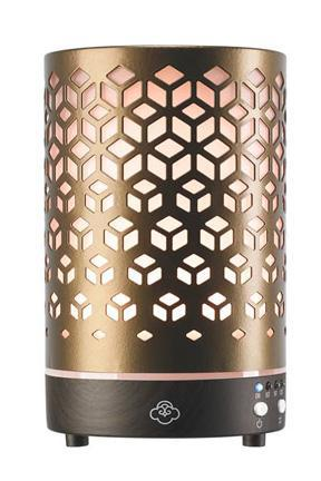 Lozenge Copper Essential Oil Diffuser