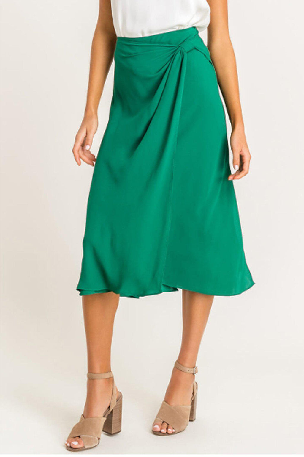 Pine Knot Midi Skirt - Gallery 512 Boutique