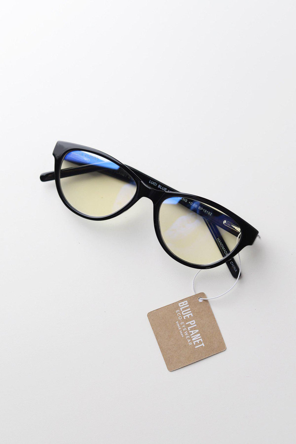 Luci Blue Light Glasses / Black - Gallery 512 Boutique