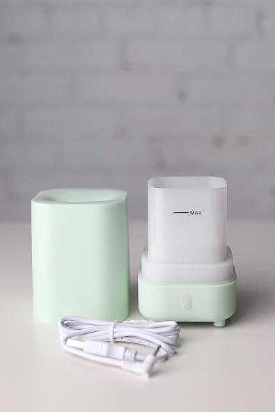 Portable USB Ranger (Sea Green) Aromatherapy Diffuser - Gallery 512 Boutique
