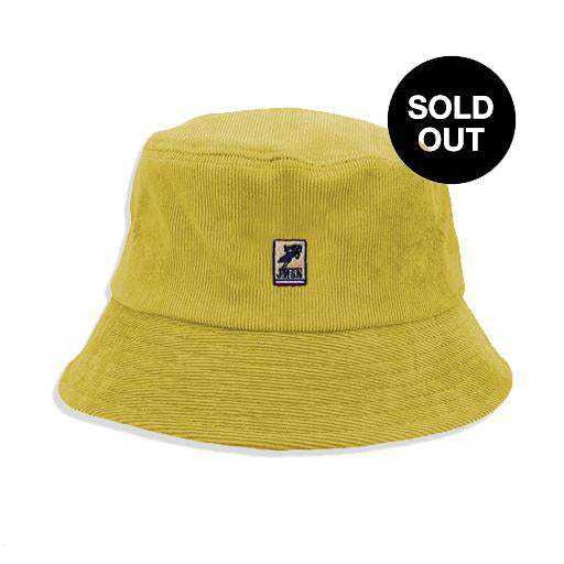 Gold Bucket Hat