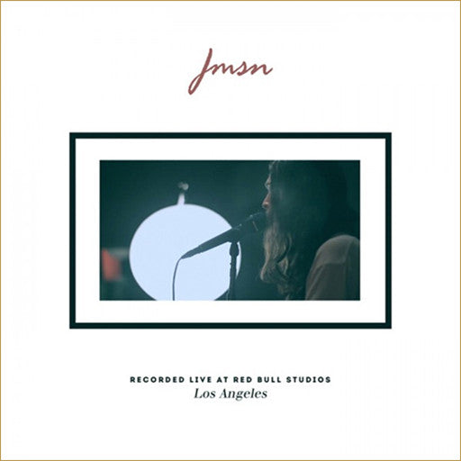 JMSN - Live at Red Bull Studios EP [Digital Download]