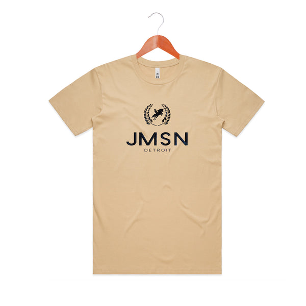 JMSN Embroidered Horse Emblem T (Limited Edition)