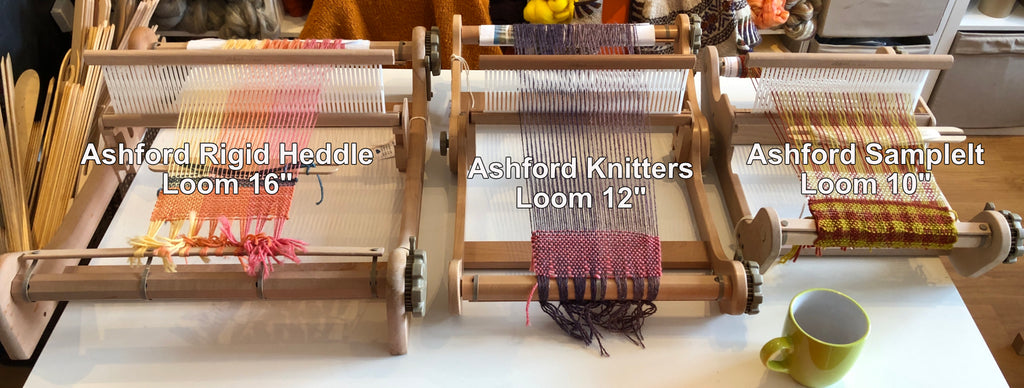 How to Choose the Best Rigid Heddle Loom for You