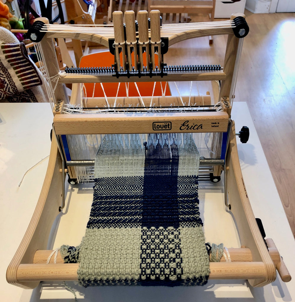 Table Looms are Fun Sampler