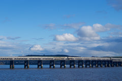 Tay Bridge photograph by Weft Blown