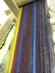 Winding the warp