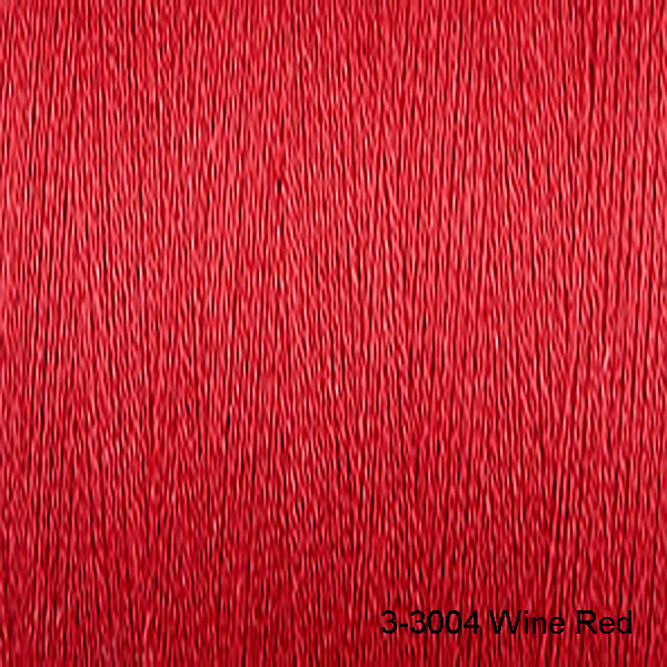 Venne 22/2 Cottolin 3-3004 Wine Red