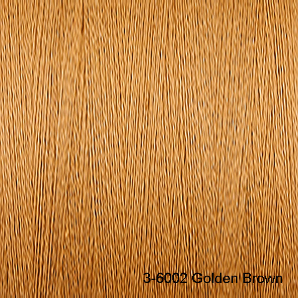 Venne 22/2 Cottolin 3-6002 Golden Brown