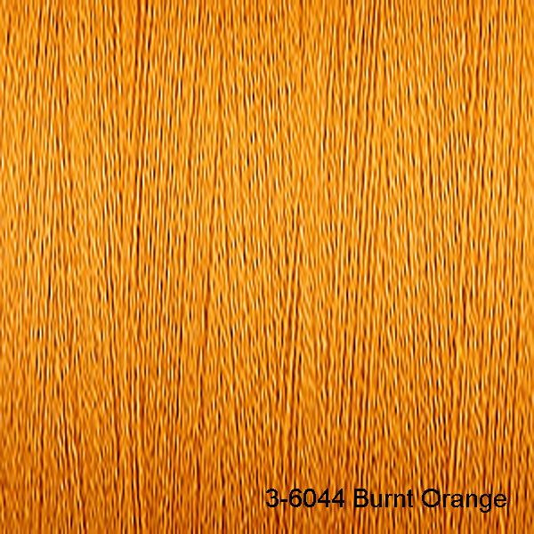 Venne 22/2 Cottolin 3-6044 Burnt Orange