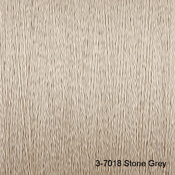 Venne 22/2 Cottolin 3-7018 Stone Grey