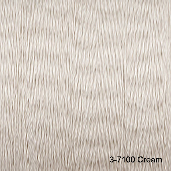 Venne 22/2 Cottolin 3-7100 Cream