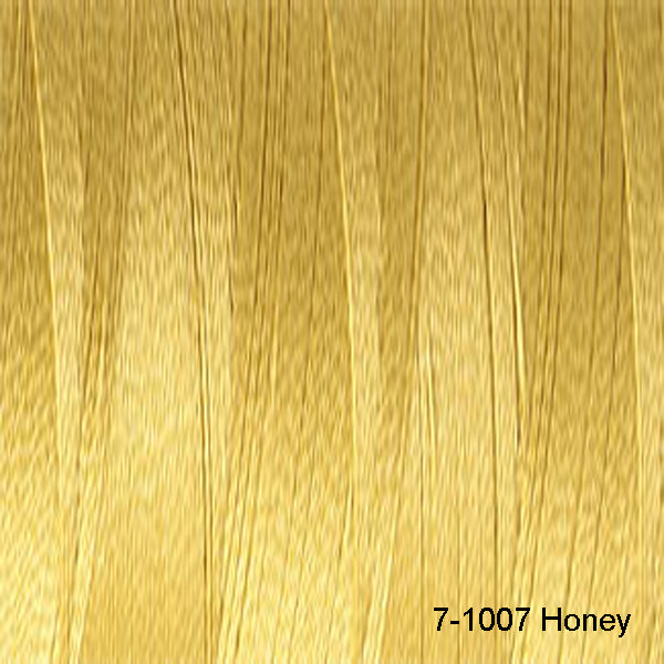Venne Mercerised 20/2 Cotton 7-1007 Honey