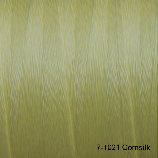 Venne Mercerised 20/2 Cotton 7-1021 Cornsilk