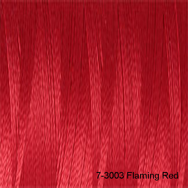 Venne Mercerised 20/2 Cotton 7-3003 Flaming Red