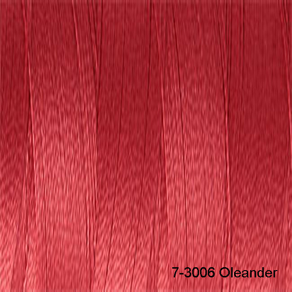 Venne Mercerised 20/2 Cotton 7-3006 Oleander