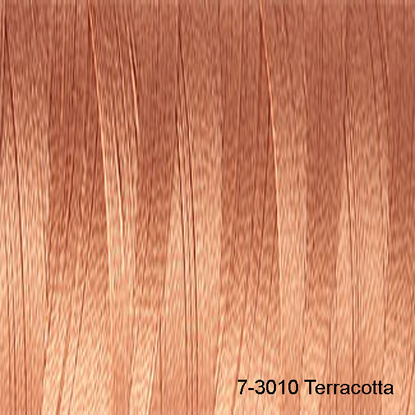 Venne Mercerised 20/2 Cotton 7-3010 Terracotta
