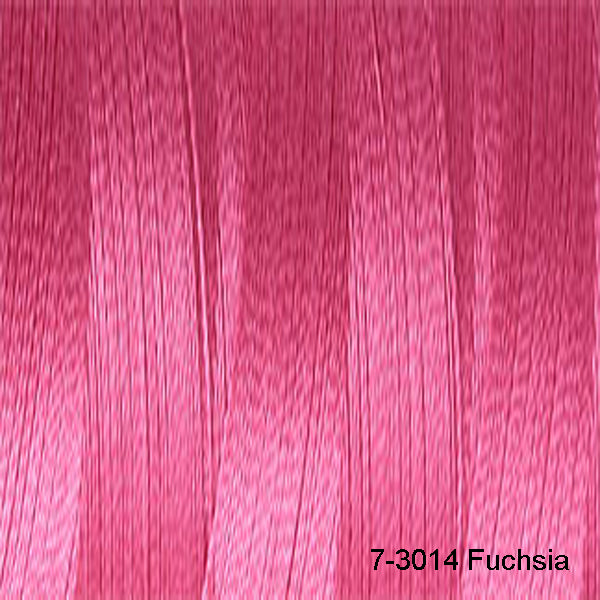 Venne Mercerised 20/2 Cotton 7-3014 Fuchsia