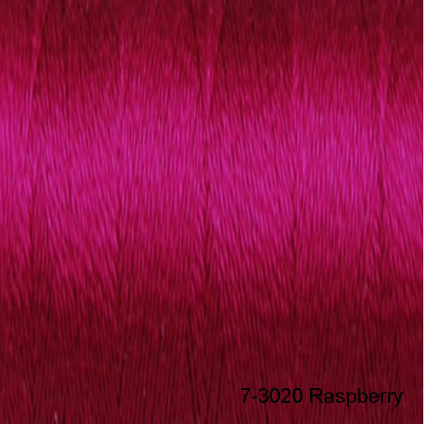 Venne Mercerised 20/2 Cotton 7-3020 Raspberry