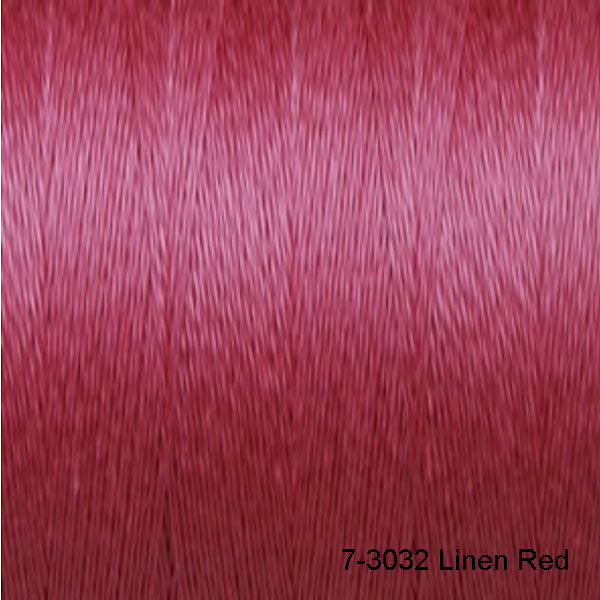 Venne Mercerised 20/2 Cotton 7-3032 Linen Red