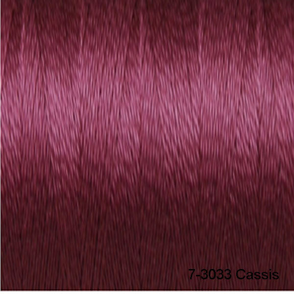Venne Mercerised 20/2 Cotton 7-3033 Cassis