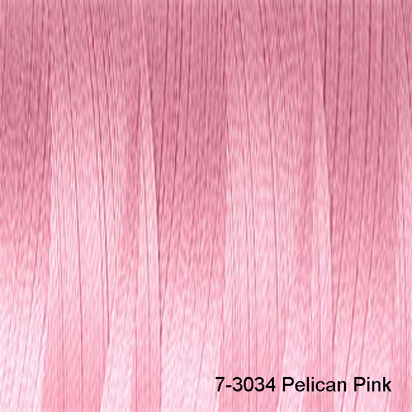 Venne Mercerised 20/2 Cotton 7-3034 Pelican Pink