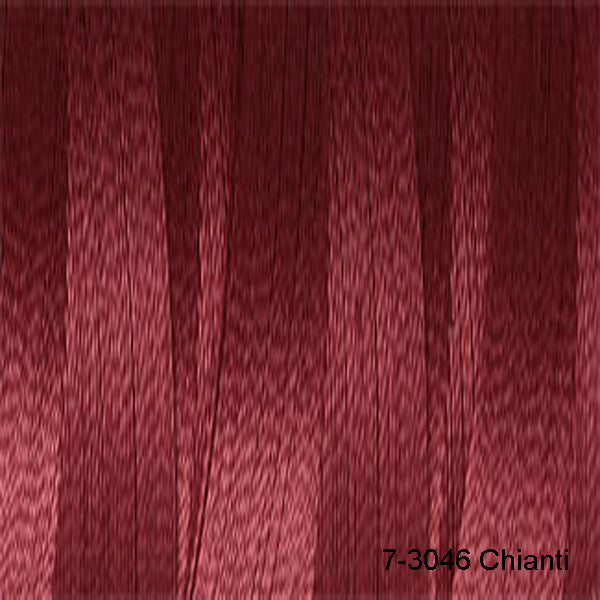 Venne Mercerised 20/2 Cotton 7-3046 Chianti