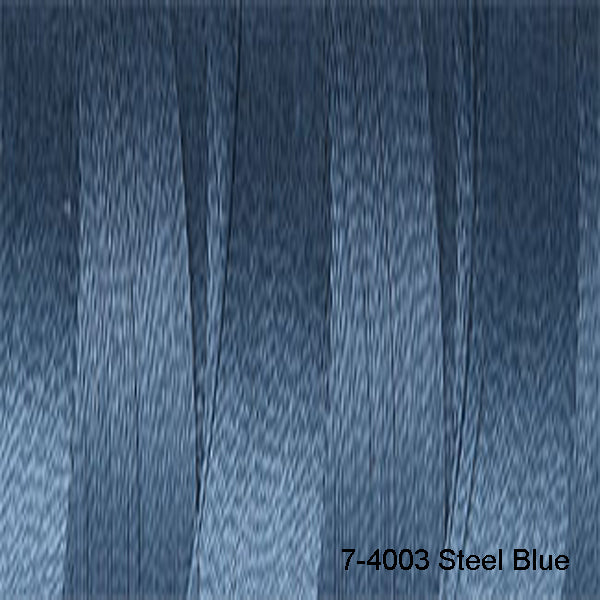 Venne Mercerised 20/2 Cotton 7-4003 Steel Blue