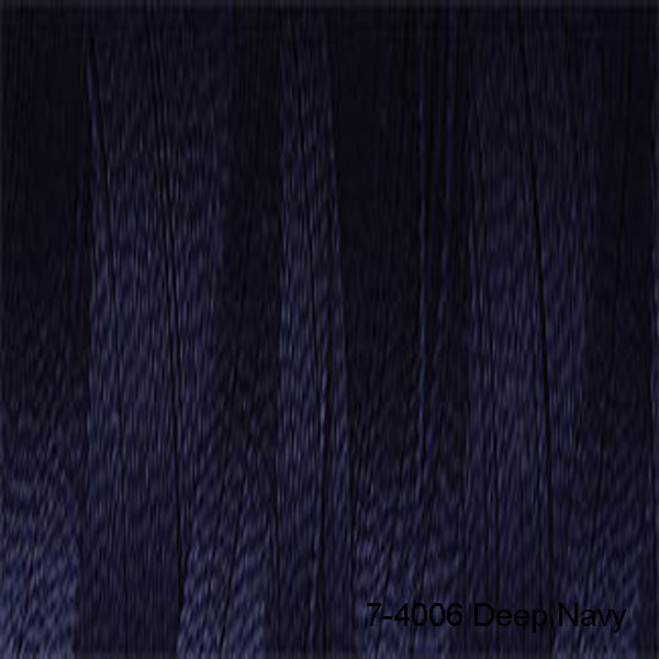 Venne Mercerised 20/2 Cotton 7-4006 Deep Navy
