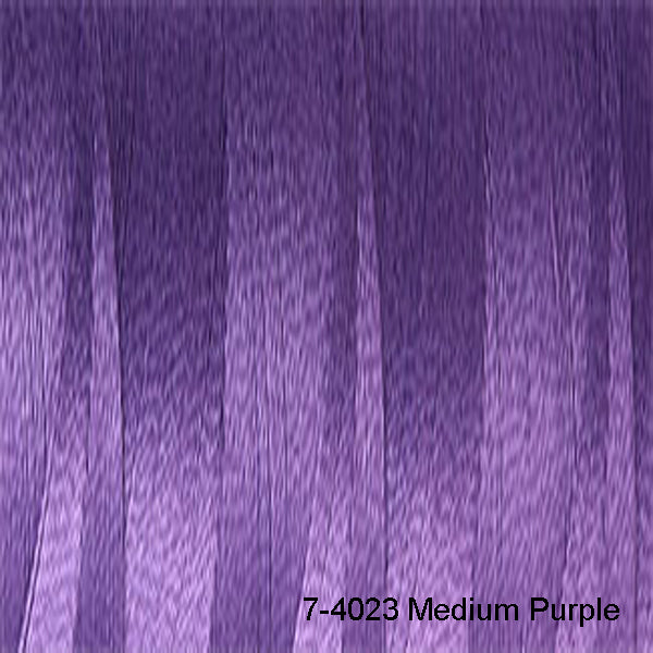 Venne Mercerised 20/2 Cotton 7-4023 Medium Purple
