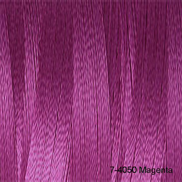 Venne Mercerised 20/2 Cotton 7-4050 Magenta